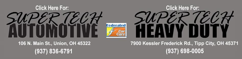 Super Tech Expert Auto Repair Union Oh 45322